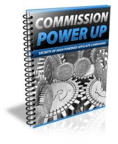 Commission Power Up Private Label Rights