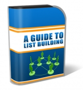 A Guide To List Building Software Private Label Rights