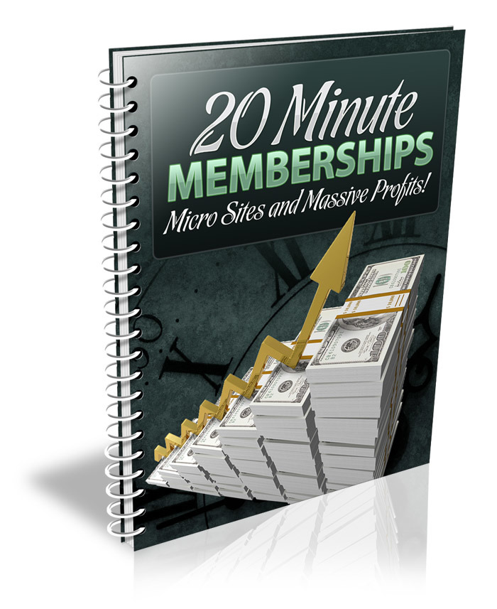 20 Minute Memberships