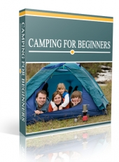 Camping For Beginners Private Label Rights