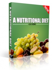 A Nutritional Diet Guide Private Label Rights