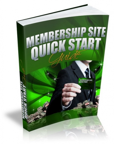 Membership Site Quick Start