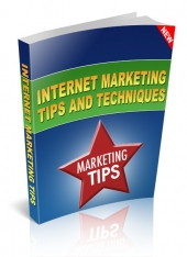 Internet Marketing Tips-Let Private Label Rights