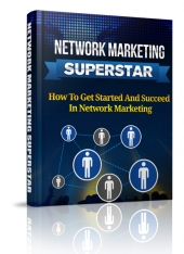 Network Marketing Superstar Private Label Rights