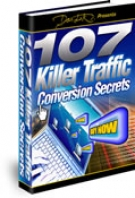 107 Killer Traffic Conversion Secrets Private Label Rights