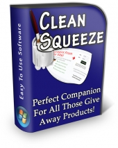 Clean Squeeze Software Private Label Rights