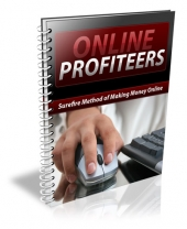 Online Profiteers Private Label Rights