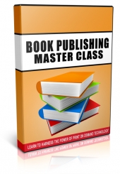Book Publishing Master Class Private Label Rights