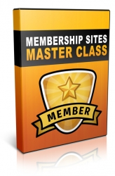 Membership Sites Master Class Private Label Rights
