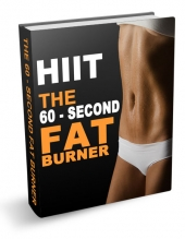 HIIT - The 60-Second Fat Burner Private Label Rights
