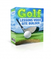 Golf Lesson Video Site Builder Private Label Rights