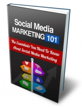 Social Media Marketing 101 Private Label Rights