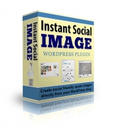 Instant Social Image Plugin Private Label Rights