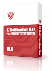 EZ-Notification Bar Maker Private Label Rights