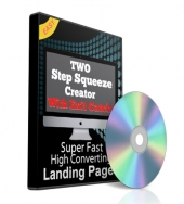 2 Step Guru Squeeze Page Creator Private Label Rights