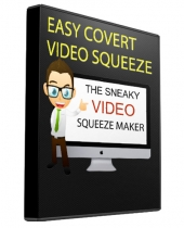 Covert Video Squeeze Page Creator Private Label Rights