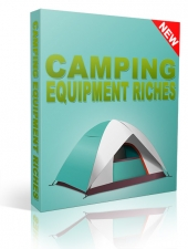 Camping Equipment Riches Private Label Rights