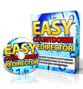 Easy Countdown Redirector Private Label Rights