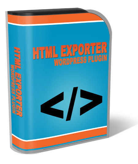 HTML Exporter WordPress Plugin