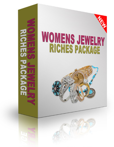 Womens Jewelry Riches Package