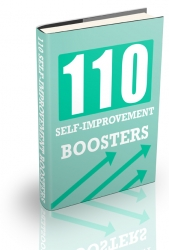 110 Self-Improvement Boosters Private Label Rights