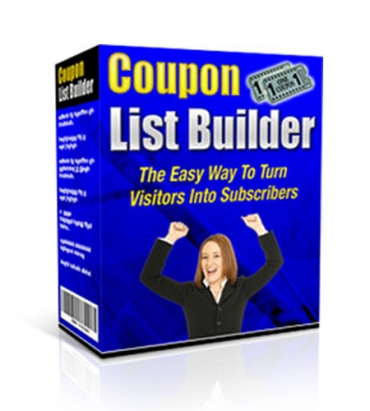 Coupon List Builder
