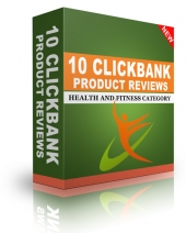 ClickBank Reviews Vol.3 Private Label Rights