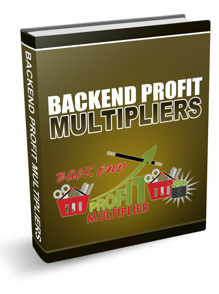 Backend Profits Multipliers