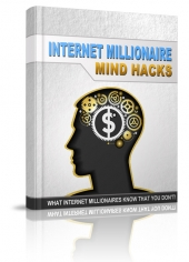 Internet Millionaire Mind Hacks Private Label Rights