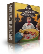Azon Halloween Package Private Label Rights