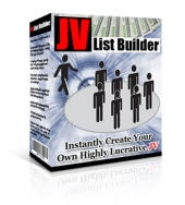 JV List Builder Software Private Label Rights
