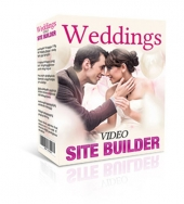 Weddings Video Site Builder Software Private Label Rights