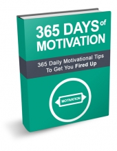 365 Days of Motivation Private Label Rights