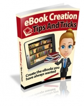 eBook Creation Tips and Tricks Private Label Rights