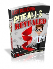 List Building Pitfalls Revealed Private Label Rights