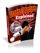 Stress Busters Explained Private Label Rights