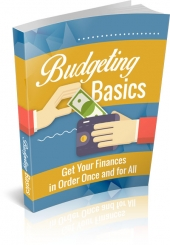 Budgeting Basics Private Label Rights