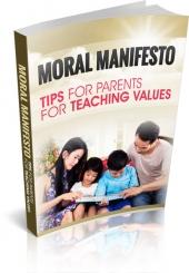 Moral Manifesto Private Label Rights