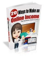 20 Ways To Make An Online Income Private Label Rights