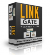 Link Gate Plugin Private Label Rights