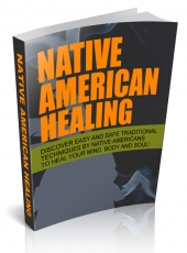 Native American Healing Private Label Rights