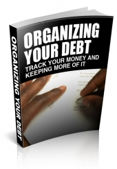 Organizing Your Debt Private Label Rights