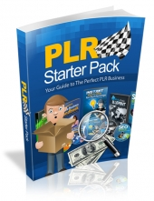 PLR Starter Pack Private Label Rights