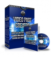 WP Video Page Creator Private Label Rights