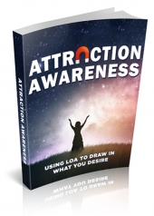 Attraction Awareness Private Label Rights