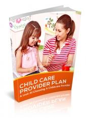 Child Care Provider Plan Private Label Rights