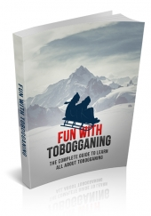 Fun With Tobogganing Private Label Rights