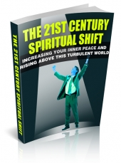 The 21st Century Spiritual Shift Private Label Rights