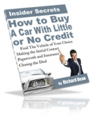 How to Buy A Car With Little or No Credit Private Label Rights