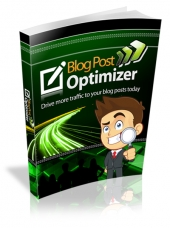 Blog Post Optimizer Private Label Rights